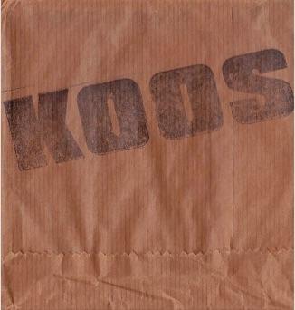Koos Album cover