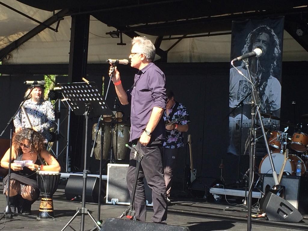Marcel van Heerden Koos Gereformeerde Blues Band