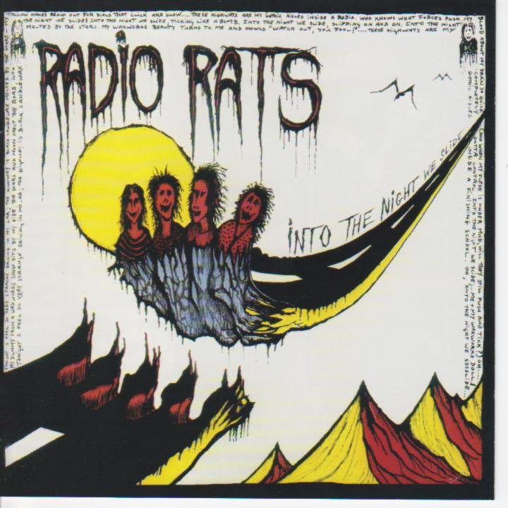 Radio Rats album cover