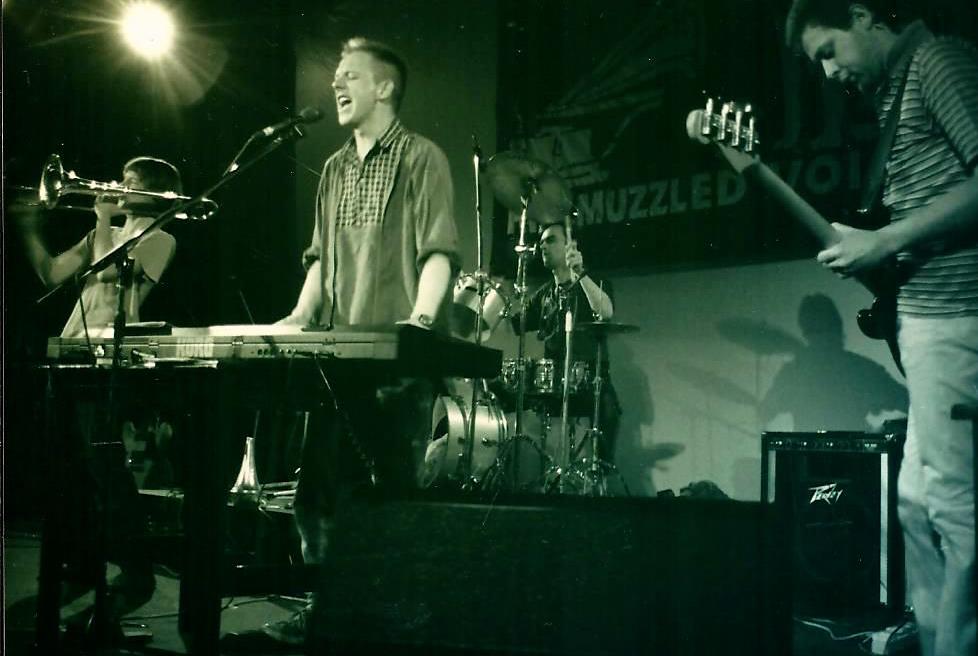 Johannes Kerkorrel Gereformeerde Blues Band