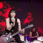 Joan Jett Blackhearts I love rock and roll